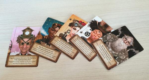 Cartes bonus Imaginarium